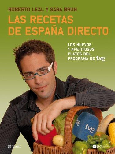 9788408081104: Las Recetas de Espana Directo
