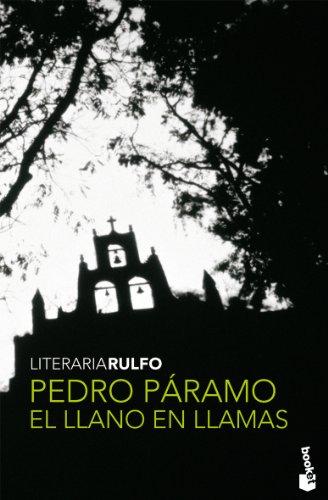 9788408081326: Pedro Paramo y El Llano en llamas (Spanish Edition)