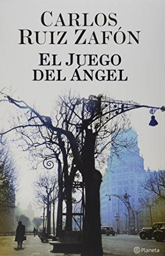 El juego del angel: Zafon, Carlos Ruiz