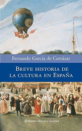 9788408082071: Breve historia de la cultura en Espaa