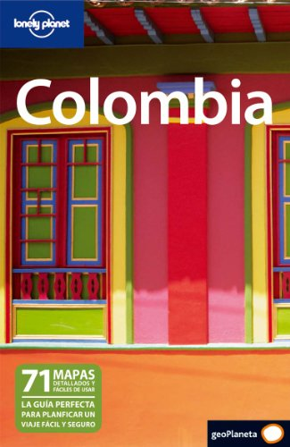 9788408082934: Colombia 1 (Guias Viaje -Lonely Planet)