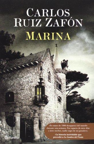9788408083658: Marina (Spanish Edition)