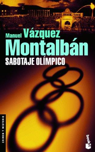 9788408083900: Sabotaje olímpico (Booket Logista)