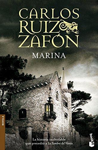 Marina: Ruiz Zafon, Carlos