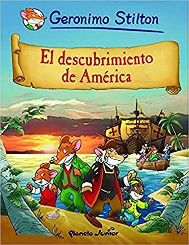 9788408084488: El descubrimiento de América
