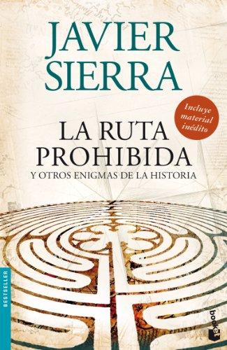 9788408084594: La ruta prohibida y otros enigmas de la Historia (Bestseller)