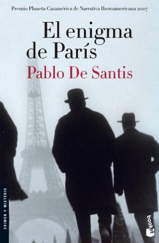 9788408084662: El enigma de París (Crimen y Misterio)