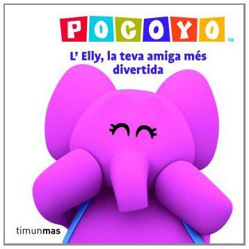 9788408084853: L'Elly, la teva amiga més divertida (Pocoyo)
