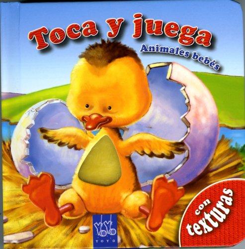 9788408084969: Animales bebés (Toca Y Juega (yoyo Books))