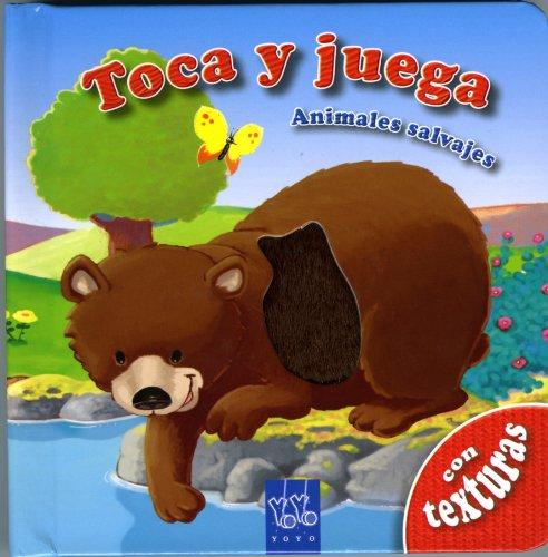 9788408084983: Animales salvajes (Toca Y Juega (yoyo Books))