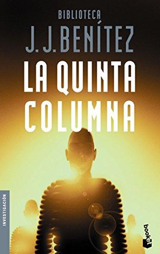 9788408086307: La quinta columna (Biblioteca J. J. Benítez)
