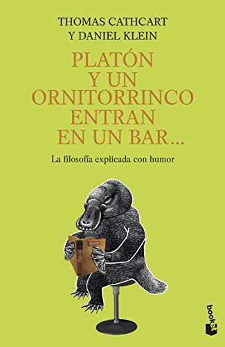 9788408086635: Platón y un ornitorrinco entran en un bar... (Divulgación)