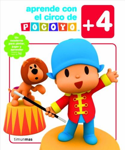 9788408086697: Aprende con el circo de Pocoyó (Cuentos y actividades)