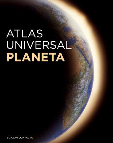 9788408086956: Atlas universal Planeta 1:5000000