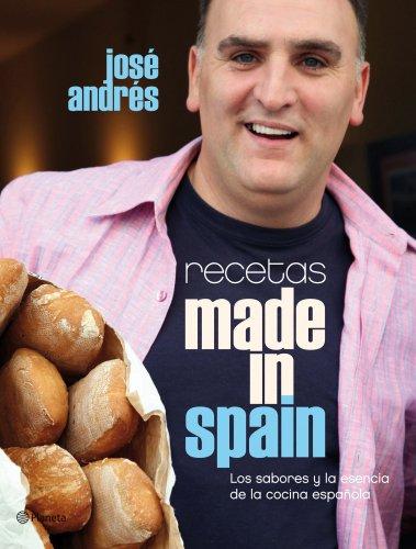 9788408088059: Recetas made in Spain (Spanish Edition)