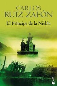 El principe de la niebla: Carlos Ruiz Zafón