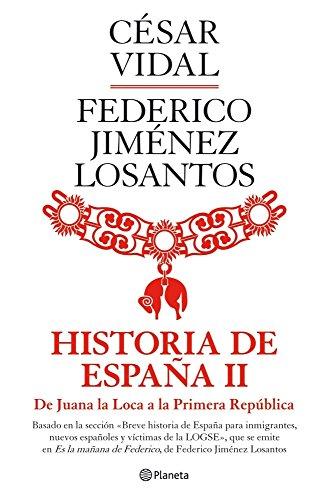9788408088974: Historia de España II ((Fuera de colección))