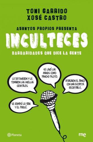 9788408088981: Inculteces