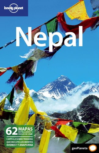 Nepal (Lonely Planet Nepal) - Joe Bindloss, Trent Holden, Bradley Mayhew