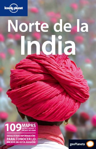 9788408089148: Lonely Planet Norte de India (Travel Guide) (Spanish Edition)