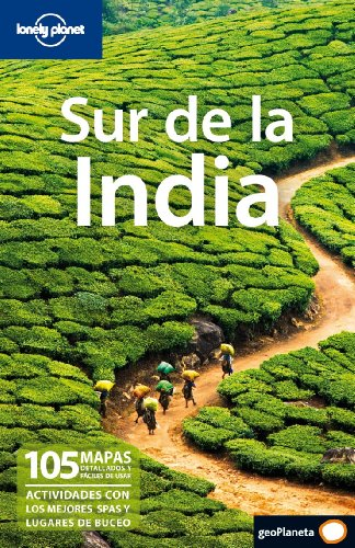 9788408089155: Sur de la India 1 (Guias De Pais - Lonely Planet)