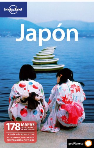 9788408089209: Lonely Planet Japon (Travel Guide) (Spanish Edition)