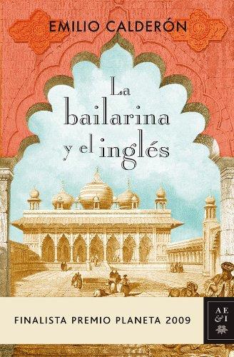 9788408089247: La bailarina y el inglés (Autores Españoles E Iberoamer.)
