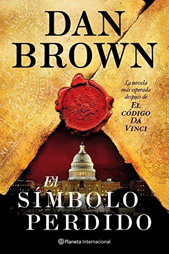 9788408089254: El simbolo perdido (Spanish Edition)
