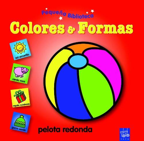 9788408089537: Colores & Formas: Pequeña biblioteca