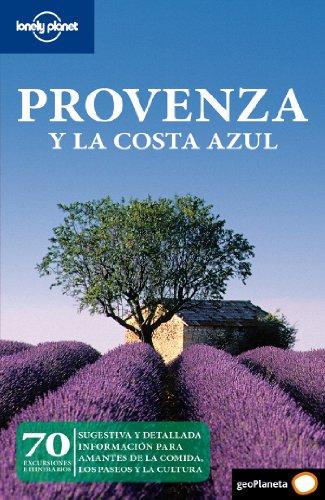 9788408089582: Provenza y la Costa Azul (Lonely Planet) De Region 2010