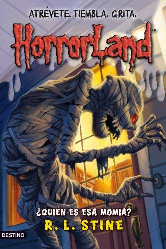 9788408089803: Horrorland 6 . 6. ¿Quien es esa momia ?(978)