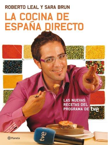 9788408091677: La cocina de España Directo: Las nuevas recetas del programa de TVE (Planeta Cocina)
