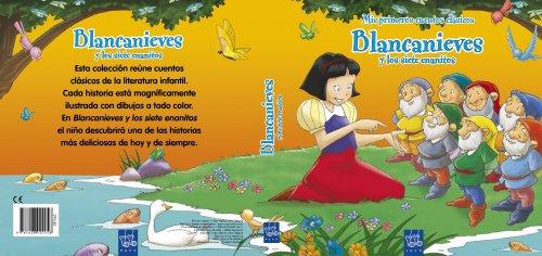 9788408092056: Blancanieves y los siete enanitos (Mis primeros cuentos clásicos)