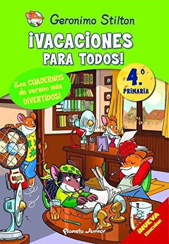 !Vacaciones para todos! (4º y 5º) (8408092448) by Geronimo Stilton