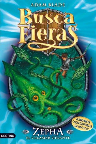 9788408092919: Zepha, el Calamar monstruoso: Buscafieras 7