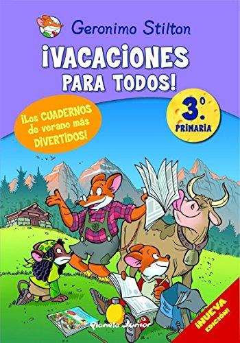 9788408093909: Stilton: ¡vacaciones para todos! (3º primaria) - 9788408093909