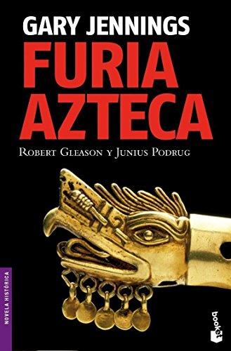 9788408093985: Furia azteca (Booket Logista)