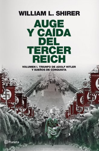 9788408094258: Auge Y Caida Del Tercer Reich