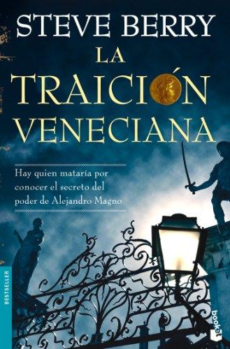 9788408094944: La traición veneciana (Booket Logista)