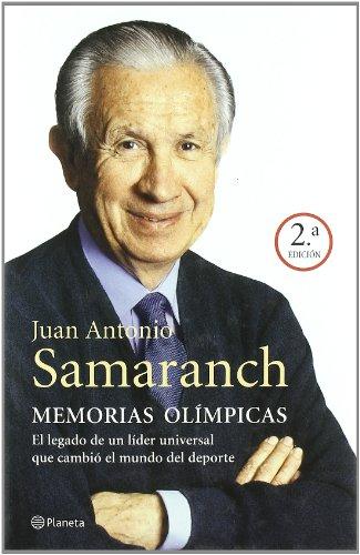 9788408095378: Memorias Olimpicas