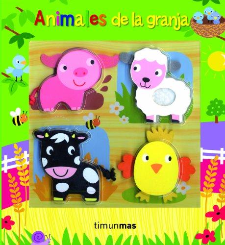 Animales de la granja: Learning Wood LLC