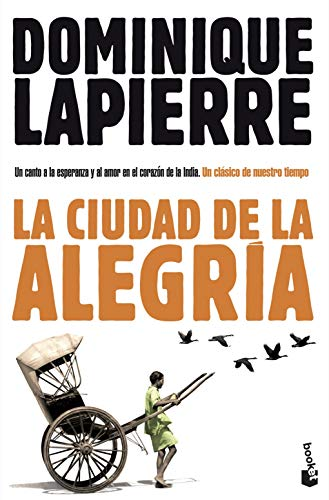 9788408095811: La ciudad de la alegria (Spanish Edition)