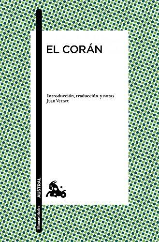 EL CORÁN (JUAN VERNET): JUAN VERNET JUAN