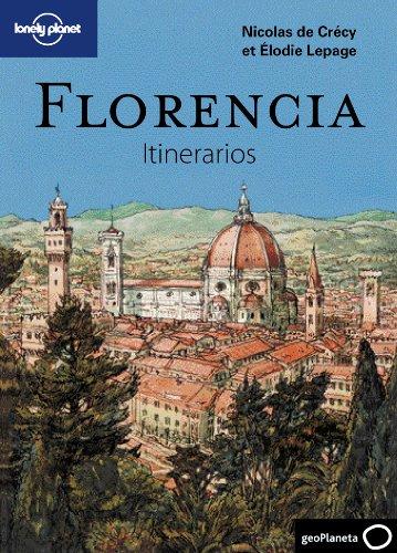 9788408096726: Florencia. Itinerarios