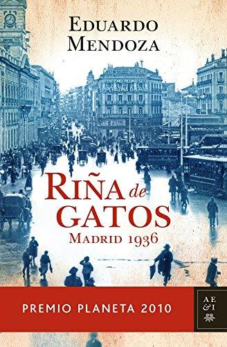 9788408097259: Riña de gatos. Madrid 1936