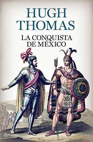 9788408097334: La conquista de México