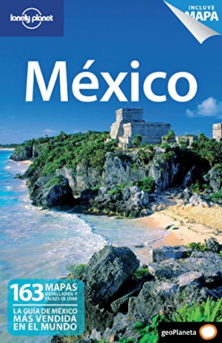 Lonely Planet Mexico (Travel Guide) (Spanish Edition): Lonely Planet; Noble, John; Armstrong, Kate;...