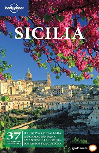 9788408097884: Sicilia 3 (Guías de Región Lonely Planet)