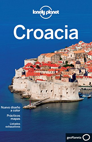 9788408097945: Lonely Planet Croacia (Travel Guide) (Spanish Edition)