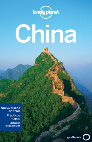 9788408097990: Lonely Planet China (Travel Guide) (Spanish Edition)